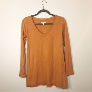 Anthropologie Tops - ANTHROPOLOGIE Pure + Good Long Sleeve Top